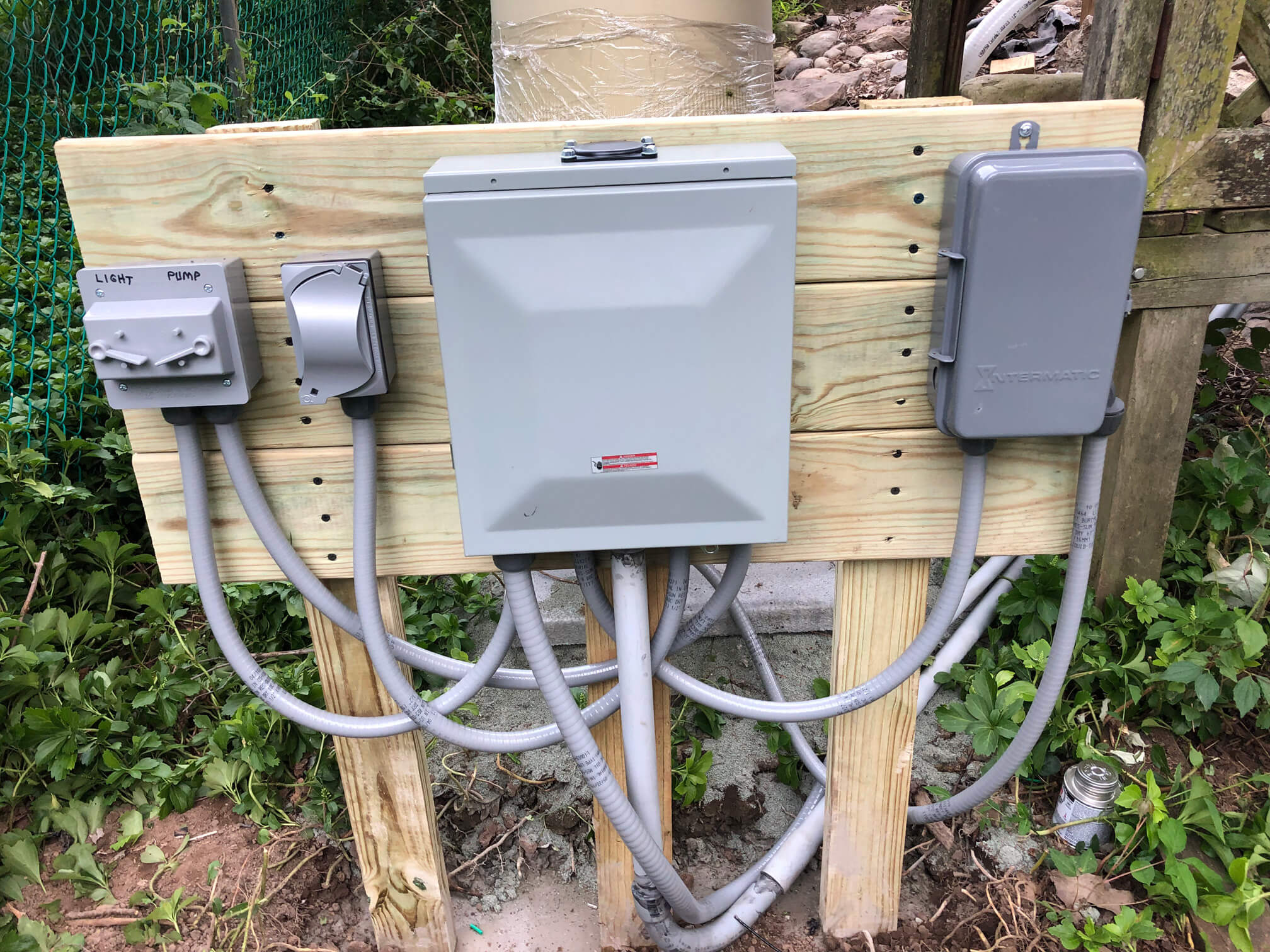 Pool-pumps-heaters-lights-and-timer-panl-installation